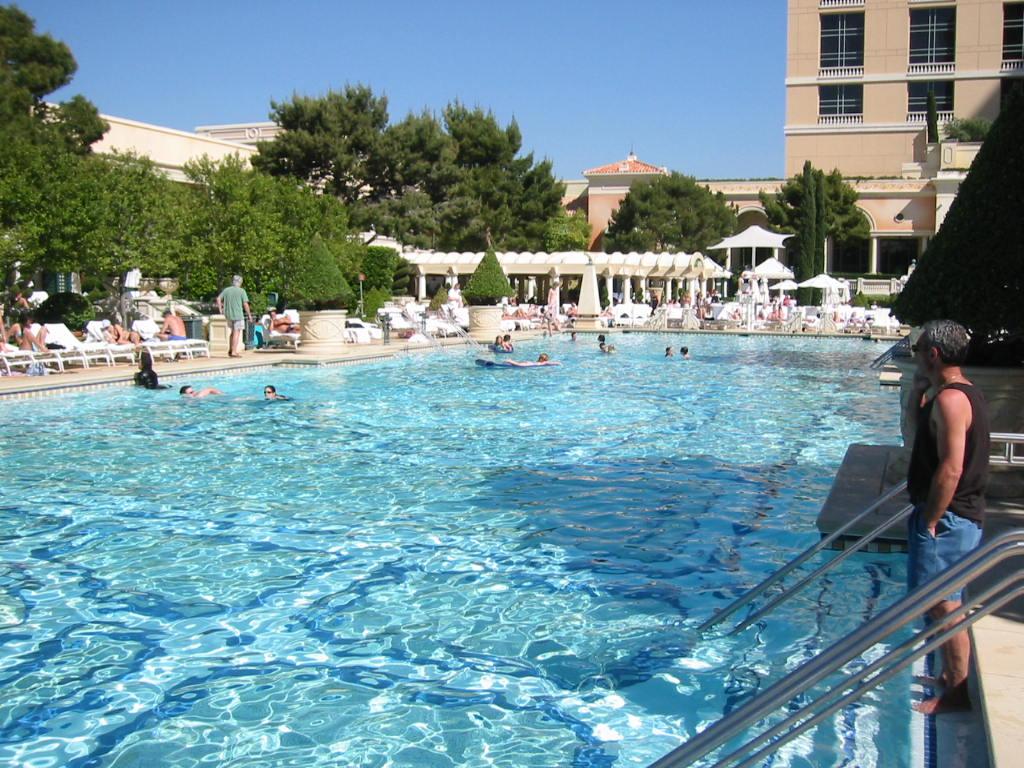 bellagio las vegas hotel