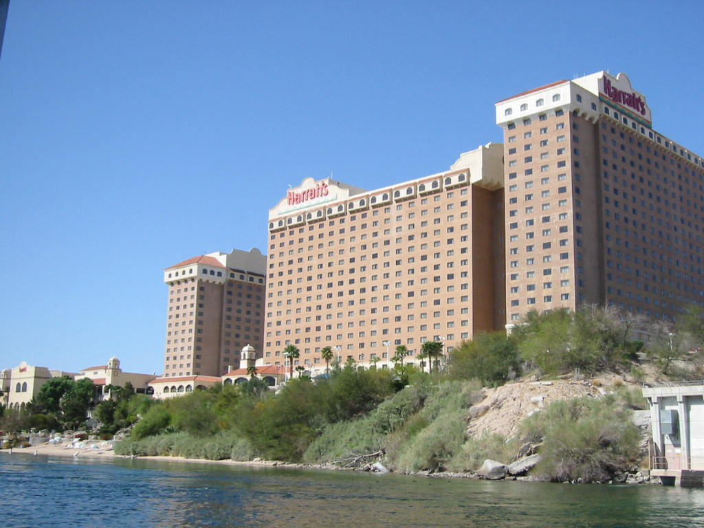 Harrahs Casino Hotel , Laughlin , Nevada