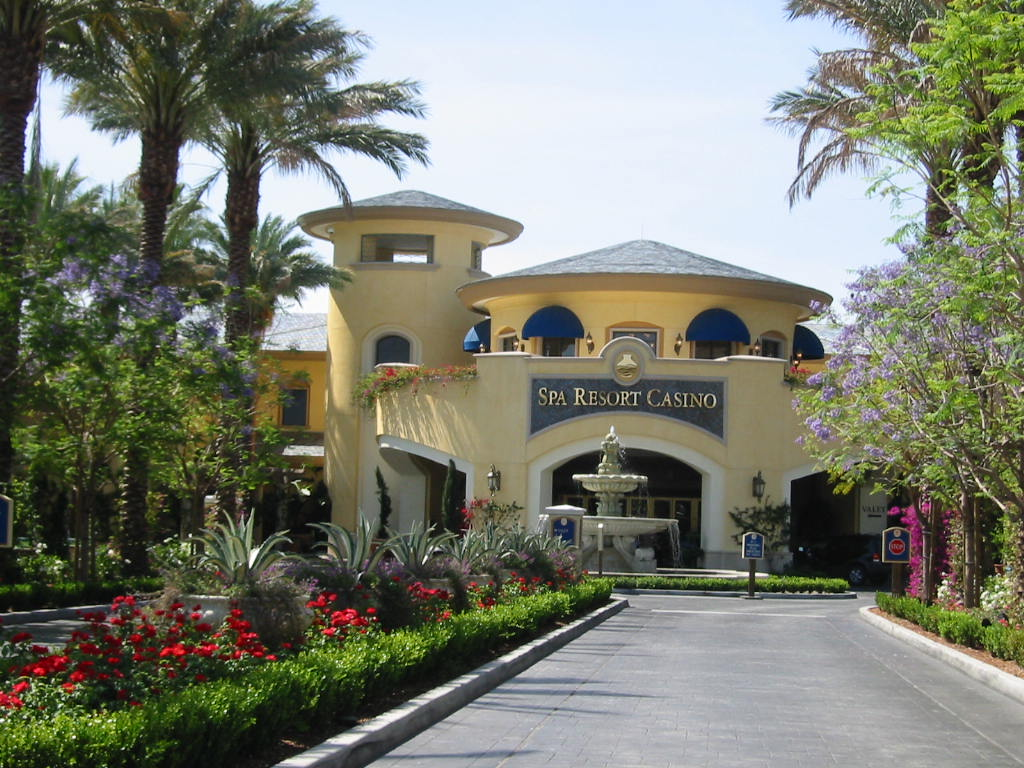 Spa Casino Palm Springs Restaurants