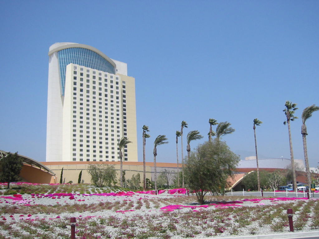 casino in palm springs
